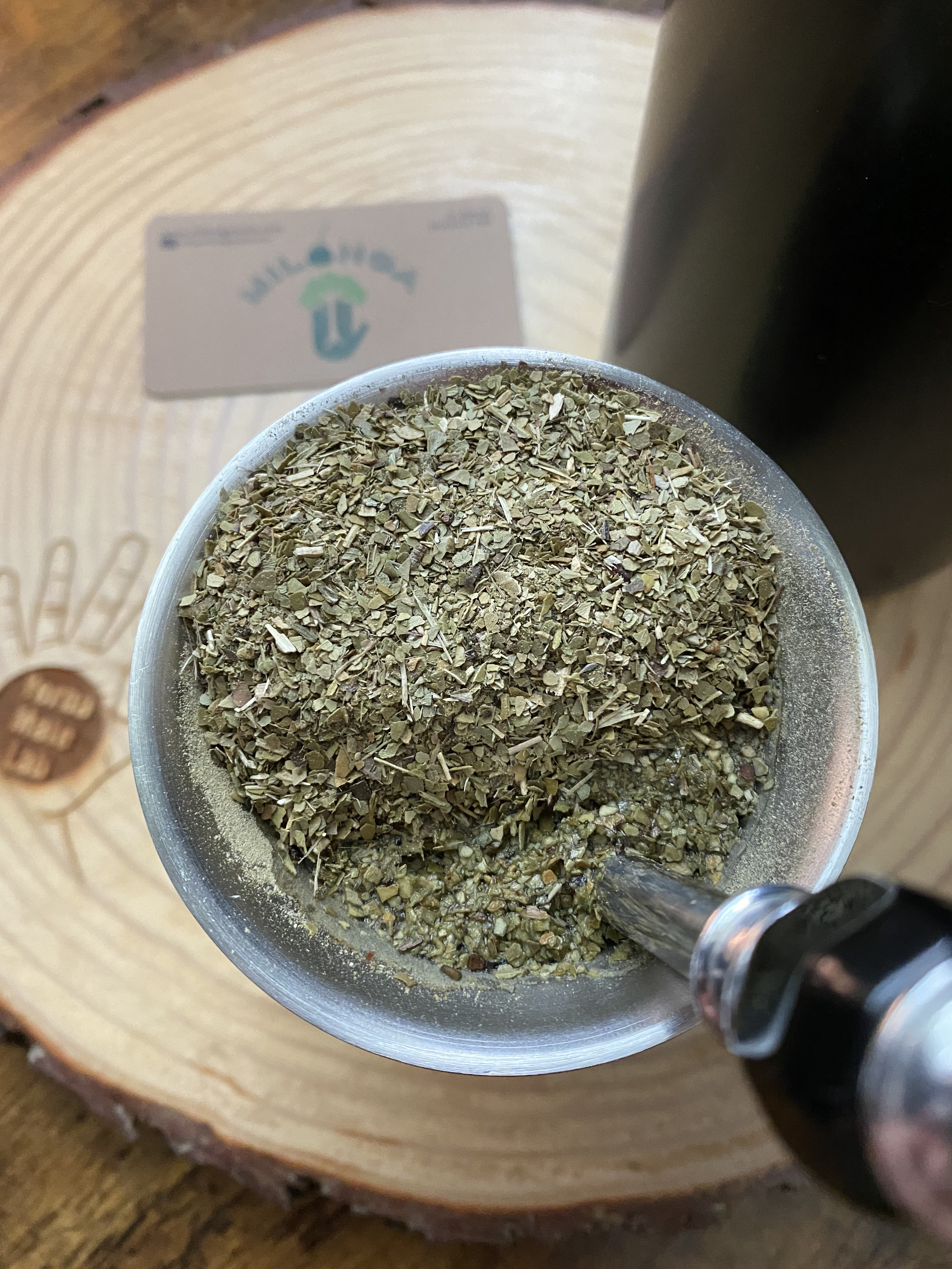 cbd infused yerba mate