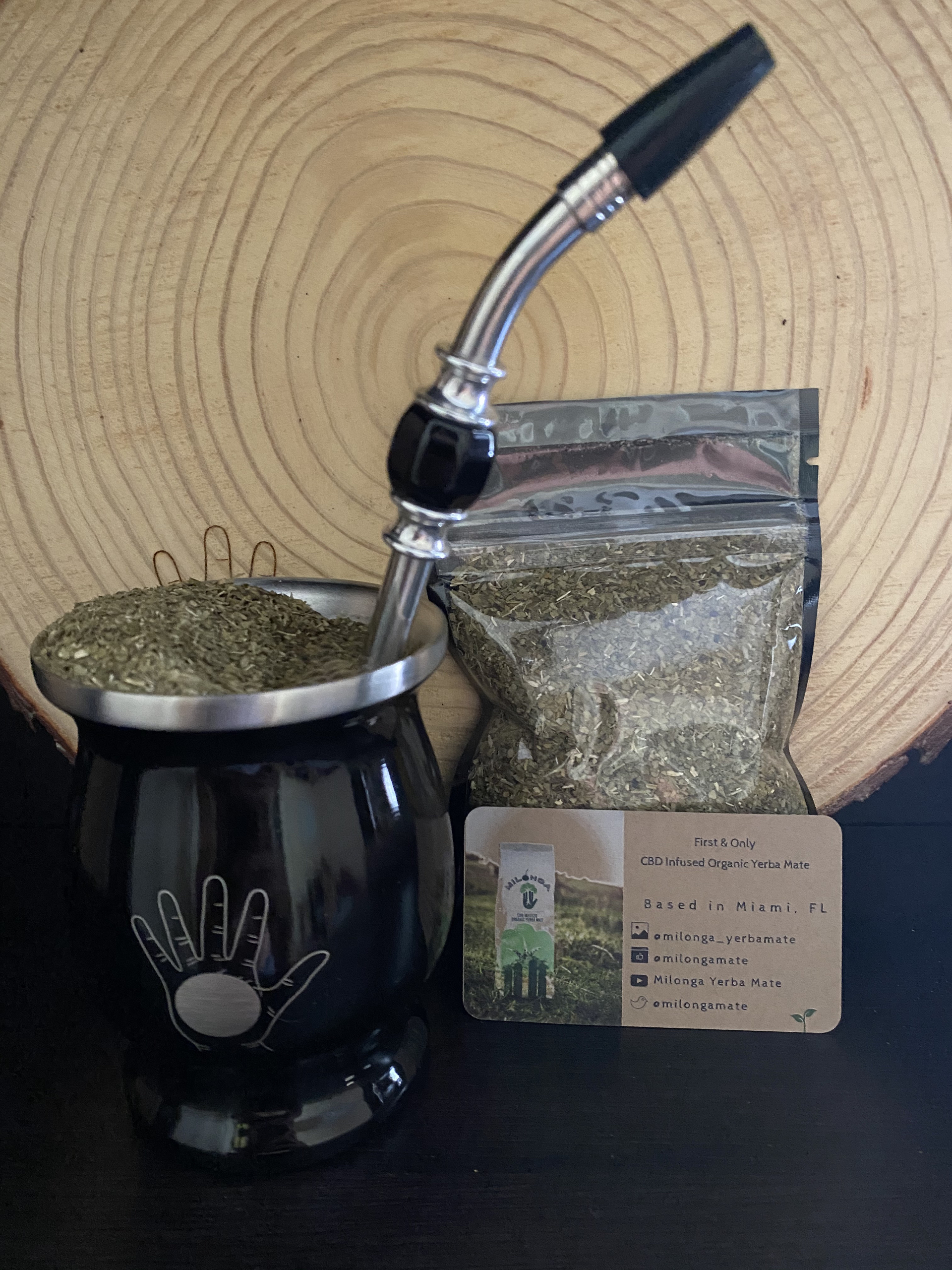 milonga yerba mate review